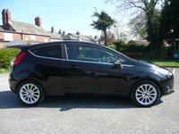 2014 FORD FIESTA 1.0 TITANIUM X 3d AUTO 100 BHP £8495.00
