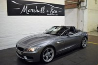 USED 2012 62 BMW Z4 2.0 Z4 SDRIVE20I M SPORT ROADSTER 2d AUTO 181 BHP STUNNING CONDITION - BMW S/H TO 57K - LEATHER - 19 INCH ALLOYS - HEATED SEATS - BLUETOOTH