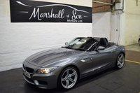 2012 BMW Z4 2.0 Z4 SDRIVE20I M SPORT ROADSTER 2d AUTO 181 BHP £12899.00