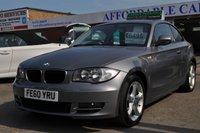 2010 BMW 1 SERIES 2.0 120I SPORT 2d AUTO 168 BHP £6495.00