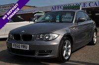 2010 BMW 1 SERIES 2.0 120I SPORT 2d AUTO 168 BHP £5995.00