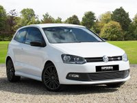 USED 2014 64 VOLKSWAGEN POLO 1.4 BLUEGT 3d 148 BHP