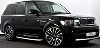 USED 2013 13 LAND ROVER RANGE ROVER SPORT 3.0 SD V6 HSE Black Edition 4X4 (s/s) 5dr Auto [8] Autobiography Design Pack, TV
