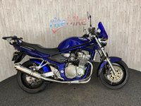 2000 SUZUKI Bandit 600 GSF 600 VERY CLEAN FOR THE AGE 12 MONTH MOT 2000  £1990.00