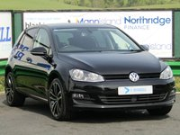 2014 VOLKSWAGEN GOLF 1.4 MATCH TSI BLUEMOTION TECHNOLOGY 5d 120 BHP £10650.00