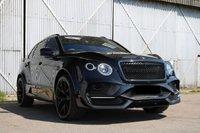USED 2016 16 BENTLEY BENTAYGA 6.0 W12 5d AUTO 600 BHP