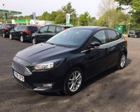 USED 2016 J FORD FOCUS 1.5 TDCI ZETEC NAVIGATOR 120 BHP THIS VEHICLE IS AT SITE 2 - TO VIEW CALL US ON 01903 323333