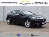 USED 2016 66 INFINITI Q30 1.5 BUSINESS EXECUTIVE D 5d 107 BHP One Owner Full Dealer History Buy Now, Pay Later Finance!