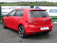 USED 2016 VOLKSWAGEN GOLF 1.4 MATCH EDITION TSI BMT 5d 121 BHP