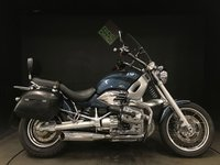 2005 BMW R1200C ONLY 1982 MILES. BRILLIANT CONDITION. COLLECTORS BIKE £8199.00