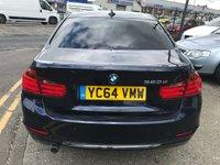 USED 2014 64 BMW 3 SERIES 2.0 320D LUXURY 4d AUTO 184 BHP