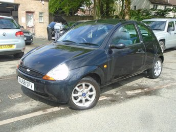 2008 FORD KA 1.3 ZETEC CLIMATE CLOTH 3d 69 BHP £995.00