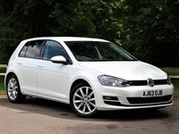 USED 2014 63 VOLKSWAGEN GOLF 1.4 GT TSI ACT BLUEMOTION TECHNOLOGY DSG 5d AUTO 138 BHP £247 PCM With £1299 Deposit