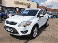 2012 FORD KUGA 2.0 TITANIUM TDCI AWD 5d 163 BHP £7995.00