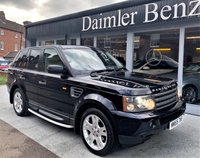 USED 2006 55 LAND ROVER RANGE ROVER SPORT 2.7 TDV6 HSE 5d AUTO 188 BHP