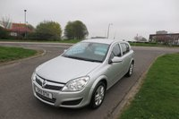2011 VAUXHALL ASTRA 1.4 ACTIVE 1 Owner Only 21,000mls,F.S.H £3995.00