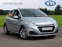 USED 2016 PEUGEOT 208 1.6 BLUE HDI ACCESS A/C 5d 75 BHP A 1 owner 2016 Peugeot 208 1.6hdi Access 5dr in silver metallic. Free road tax, very economical and 3 Peugeot main dealer service stamps.