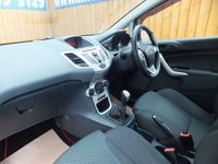 USED 2010 10 FORD FIESTA 1.6 ZETEC S 3d 118 BHP AUX, AIR CON, FSH