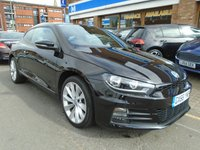 USED 2016 66 VOLKSWAGEN SCIROCCO 1.4 GT TSI BLUEMOTION TECHNOLOGY 2d 123 BHP 1 OWNER, 24,000 MILES