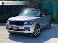 USED 2013 LAND ROVER RANGE ROVER 4.4 SDV8 AUTOBIOGRAPHY 5d AUTO 339 BHP