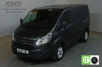 USED 2018 18 FORD TRANSIT CUSTOM 2.0 290 LIMITED AUTO 130 BHP SWB L1H1 EURO 6 SAT NAV AIR CON CRUISE BLUETOOTH, REVERSE CAMERA