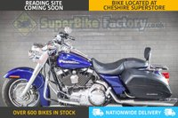 USED 2007 07 HARLEY-DAVIDSON TOURING ROAD KING CUSTOM - ALL TYPES OF CREDIT ACCEPTED GOOD & BAD CREDIT ACCEPTED, OVER 600+ BIKES IN STOCK