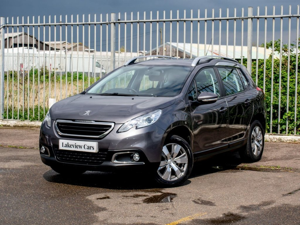 USED 2014 14 PEUGEOT 2008 1.4 HDI ACTIVE 5d 68 BHP
