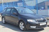 2014 SKODA OCTAVIA 1.6 SE TDI CR DSG 5d AUTO 104 BHP £6795.00