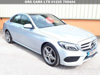 USED 2014 64 MERCEDES-BENZ C CLASS 2.1 C250 BLUETEC AMG LINE PREMIUM PLUS 4d AUTO 204 BHP