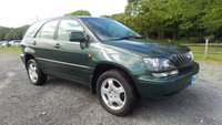 2003 TOYOTA HARRIER 3.0 IMPORT 5d  £1250.00