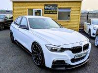 2012 BMW 3 SERIES 2.0 320D EFFICIENTDYNAMICS 4d 161 BHP £10500.00
