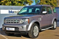 USED 2012 12 LAND ROVER DISCOVERY 4 3.0 SDV6 XS 5d AUTO 255 BHP Beautiful example, Full LR History, Sat Nav, Bluetooth, Heated Leather Seats
