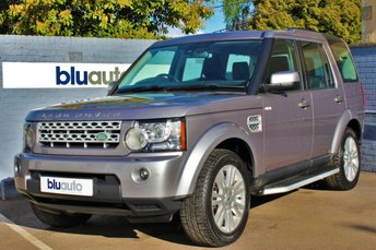 2012 LAND ROVER DISCOVERY 4 3.0 SDV6 XS 5d AUTO 255 BHP £19790.00