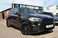 USED 2013 63 BMW X5 3.0 XDRIVE30D M SPORT 5d AUTO 255 BHP PAN ROOF, HEATED STEERING/REAR SEATS