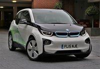 2015 BMW I3 0.6 I3 RANGE EXTENDER 5d AUTO 168 BHP £17350.00