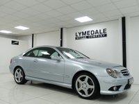 2007 MERCEDES-BENZ CLK 2.1 CLK220 CDI SPORT 2d 148 BHP £3650.00