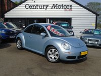 2010 VOLKSWAGEN BEETLE 1.6 8V LUNA 3d - ALLOY WHEELS £3490.00