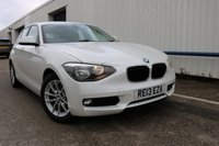 2013 BMW 1 SERIES 2.0 116D SE 5d 114 BHP £7858.00