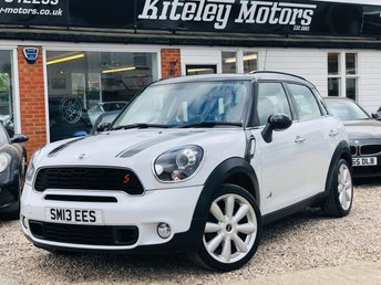 2013 MINI COUNTRYMAN 2.0 COOPER SD ALL4 CHILI PACK £9995.00