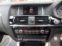 USED 2016 16 BMW X3 2.0 XDRIVE20D SE 5d 188 BHP **F/S/H * LEATHER * NAV** ** LEATHER * NAV * F/S/H * 1 OWNER **