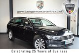 """USED 2016 65 VOLKSWAGEN PASSAT 2.0 SE BUSINESS TDI BLUEMOTION TECHNOLOGY 5DR 148 BHP full vw service history FINISHED IN STUNNING BLACK WITH CLOTH UPHOLSTERY + FULL VW SERVICE HISTORY + SATELLITE NAVIGATION + BLUETOOTH + DAB RADIO + CRUISE CONTROL + HEATED ELECTRIC FOLDING MIRRORS + USB/AUX PORT + PARKING SENSORS + 17"""" ALLOY WHEELS"""