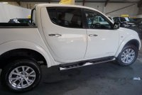 USED 2014 64 MITSUBISHI L200 2.5 DI-D CR Barbarian Double Cab Pickup 4WD 4dr 1 OWNER-SERVICED-WARRANTY