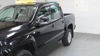 USED 2014 14 VOLKSWAGEN AMAROK 2.0 BiTDI Trendline Sel Pickup 4MOTION 4dr FULL S/H+NO VAT