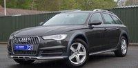 2017 AUDI A6 3.0 ALLROAD TDI QUATTRO 5d AUTO 272 BHP £24795.00