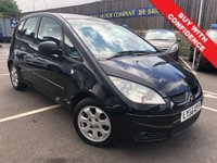 USED 2006 56 MITSUBISHI COLT 1.5 CZ2 DI-D 5d 95 BHP LONG MOT TILL APRIL 2020