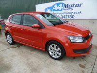 USED 2010 10 VOLKSWAGEN POLO 1.4 SE DSG 5dr AUTOMATIC  £0 DEPOSIT FINANCE