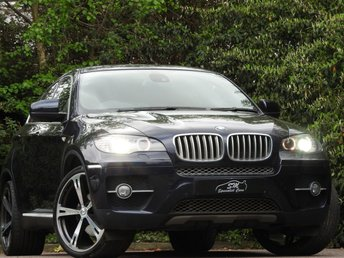 2011 BMW X6 3.0 XDRIVE40D 4d AUTO 302 BHP £18450.00