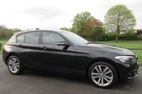 USED 2016 65 BMW 1 SERIES 1.5 116D SPORT 5d 114 BHP