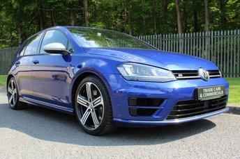2014 VOLKSWAGEN GOLF 2.0 R DSG 5d AUTO 298 BHP £19000.00