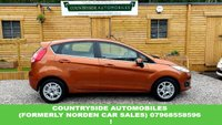 USED 2013 62 FORD FIESTA 1.6 ZETEC ECONETIC TDCI 5d 94 BHP Here we have a fiesta finished in a lovely deep bronze colour, it has free road tax, a combined mpg of 85.6, power fold mirrors, start stop, quick clear front screen and air conditioning. It is in absolutely excellent condition and drives superb. Very cheap to run and economical, the first person to see it really will buy it.